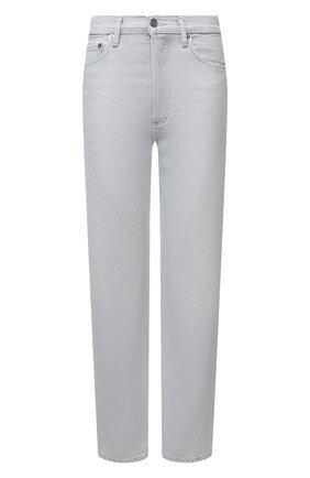 Женские джинсы AGOLDE серо-голубого цвета, арт. A154-1337 | Фото 1