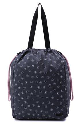 Женская сумка GANNI темно-синего цвета, арт. A3444   Фото 1