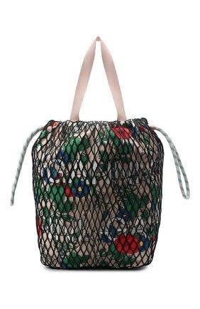 Женская сумка GANNI разноцветного цвета, арт. A3296   Фото 1