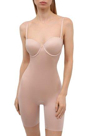 Женское утягивающий комбидресс SPANX светло-розового цвета, арт. 10156R | Фото 2