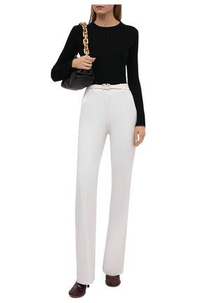 Женский пуловер PROENZA SCHOULER WHITE LABEL черного цвета, арт. WL2137639-KC089 | Фото 2