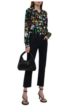 Женская рубашка из вискозы PROENZA SCHOULER WHITE LABEL разноцветного цвета, арт. WL2134241-BY196-FLRL | Фото 2