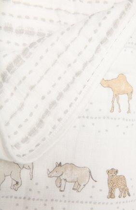 Детского хлопковое одеяло ADEN+ANAIS разноцветного цвета, арт. EMBC10010 | Фото 2