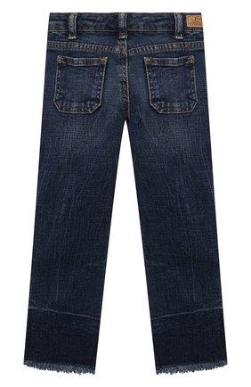 Детские джинсы POLO RALPH LAUREN синего цвета, арт. 311832766 | Фото 2