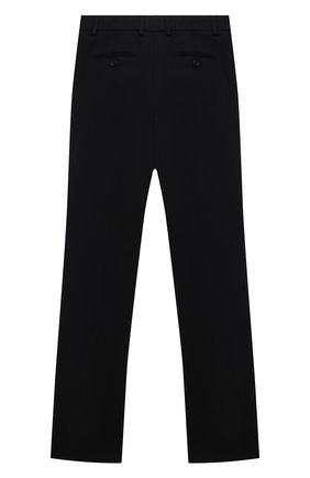 Детские брюки из вискозы ALESSANDRO BORELLI MILANO черного цвета, арт. Pant18T | Фото 2