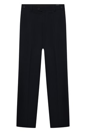 Детские брюки ALESSANDRO BORELLI MILANO синего цвета, арт. PANT20 | Фото 1