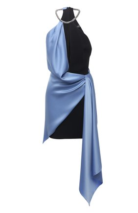 Женское платье DAVID KOMA разноцветного цвета, арт. PF21DK01D | Фото 1