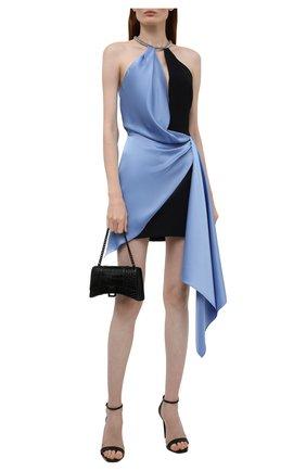 Женское платье DAVID KOMA разноцветного цвета, арт. PF21DK01D | Фото 2