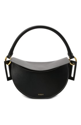 Женская сумка dip YUZEFI черного цвета, арт. YUZIC0-HB-DI-00   Фото 1