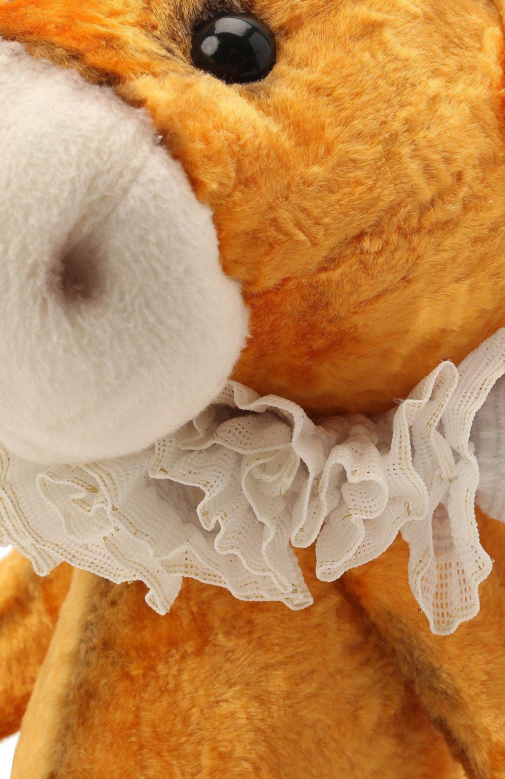 Детского игрушка бычок тедди CAROLON желтого цвета, арт. 2-01491   Фото 3
