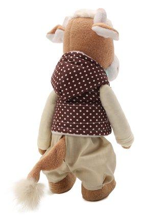 Детского игрушка бычок  CAROLON бежевого цвета, арт. Ц-0435/151220   Фото 2