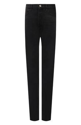 Женские джинсы THE ATTICO черного цвета, арт. 213WCP12/D020 | Фото 1