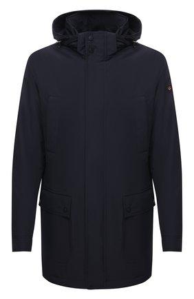 Мужская утепленная куртка PAUL&SHARK темно-синего цвета, арт. 11312002/DF | Фото 1