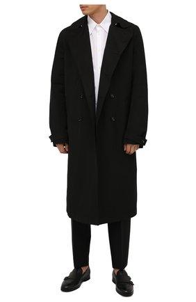 Мужские кожаные лоферы H`D`S`N BARACCO черного цвета, арт. 81411.C.3* | Фото 2