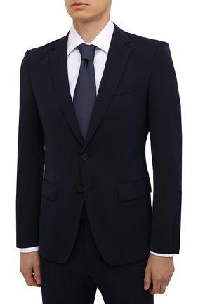 Мужской костюм BOSS темно-синего цвета, арт. 50458942 | Фото 2