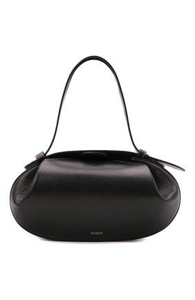 Женская сумка loaf YUZEFI черного цвета, арт. YUZIC0-HB-L0-00   Фото 1