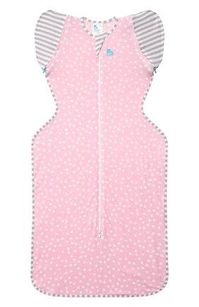 Детский комбинезон 2 этап LOVE TO DREAM розового цвета, арт. L20 02 085 PK XL | Фото 1
