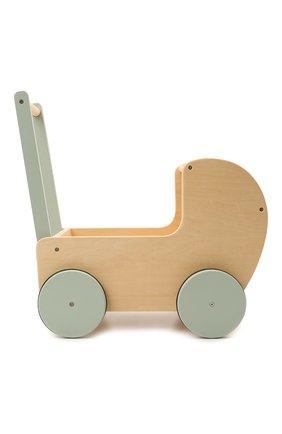 Детского коляска для кукол KID`S CONCEPT бежевого цвета, арт. 1000558   Фото 1