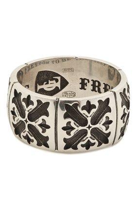 Женское серебряное кольцо гротеск GL JEWELRY серебряного цвета, арт. M700005-S97-01 | Фото 1