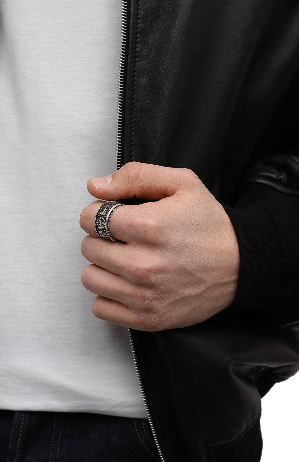 Женское серебряное кольцо легенда GL JEWELRY серебряного цвета, арт. M700002-S97-01   Фото 2 (Материал: Серебро)