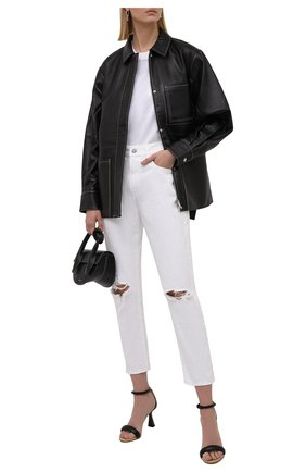 Женские джинсы POLO RALPH LAUREN белого цвета, арт. 211825837 | Фото 2