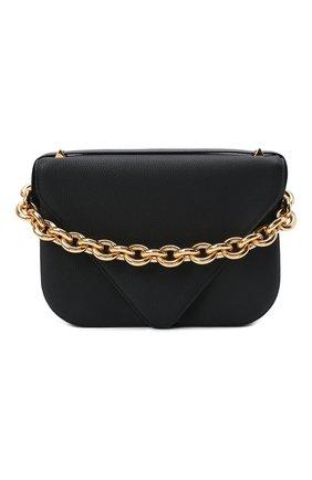 Женская сумка mount medium BOTTEGA VENETA черного цвета, арт. 667398/V12M0 | Фото 1