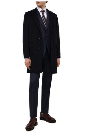 Мужские кожаные дерби H`D`S`N BARACCO коричневого цвета, арт. 81216.B.2* | Фото 2