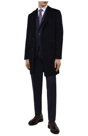 Мужские кожаные оксфорды H`D`S`N BARACCO темно-коричневого цвета, арт. 81318.M.1* | Фото 2