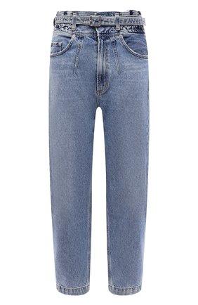 Женские джинсы AGOLDE голубого цвета, арт. A178-1254 | Фото 1