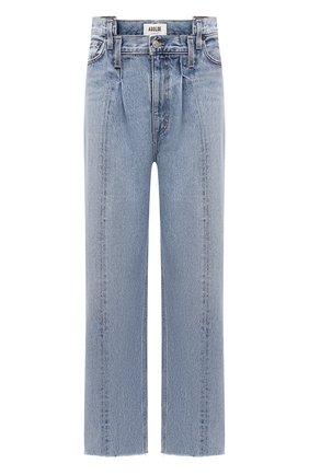 Женские джинсы AGOLDE голубого цвета, арт. A176-1206 | Фото 1