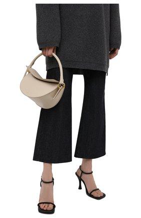 Женская сумка dip YUZEFI кремвого цвета, арт. YUZIC0-HB-DI-01   Фото 2