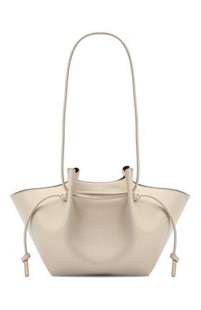 Женская сумка mochi YUZEFI кремвого цвета, арт. YUZIC0-HB-M0-01   Фото 1