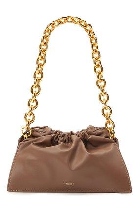 Женская сумка bom YUZEFI коричневого цвета, арт. YUZPF21-HB-B0-14   Фото 1