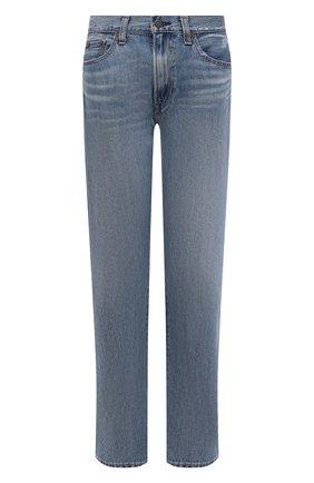 Женские джинсы POLO RALPH LAUREN голубого цвета, арт. 211843852 | Фото 1