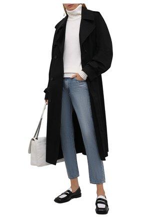 Женские джинсы POLO RALPH LAUREN голубого цвета, арт. 211843852 | Фото 2