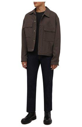 Мужские кожаные ботинки BOGNER черного цвета, арт. 12141621/CHESA ALPINA M 2 | Фото 2