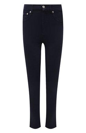 Женские джинсы POLO RALPH LAUREN темно-синего цвета, арт. 211843859 | Фото 1