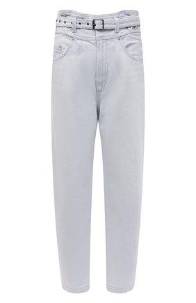 Женские джинсы AGOLDE голубого цвета, арт. A178-1337 | Фото 1