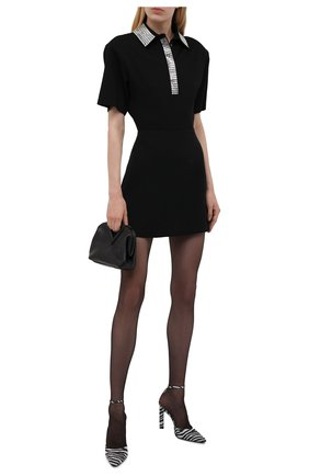 Женское боди DAVID KOMA черного цвета, арт. PF21DK28BS | Фото 2