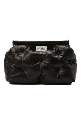 Женская сумка glam slam medium MAISON MARGIELA черного цвета, арт. S56WG0177/P4300   Фото 1