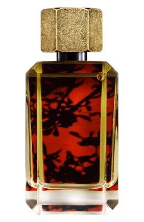 Парфюмерная вода la couleur de la nuit (75ml) VOYAGES IMAGINAIRES бесцветного цвета, арт. 3760325210016 | Фото 2 (Ограничения доставки: flammable)