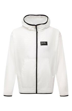 Мужская куртка mahpee 7 moncler frgmt hiroshi fujiwara MONCLER GENIUS белого цвета, арт. G2-09U-1A000-23-595B1 | Фото 1 (Длина (верхняя одежда): Короткие; Рукава: Длинные; Материал внешний: Синтетический материал; Кросс-КТ: Куртка, Ветровка; Стили: Гранж)