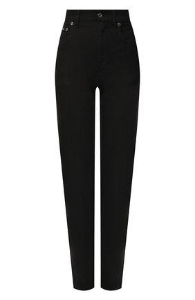 Женские джинсы DOLCE & GABBANA черного цвета, арт. FTBXGD/G902F   Фото 1