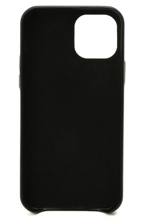 Чехол для iphone 12 pro VETEMENTS черного цвета, арт. UA52SA420B 2410/M/BLACK 12 PR0   Фото 2