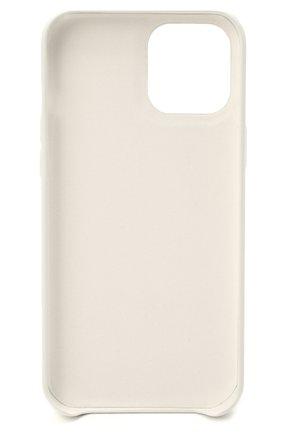 Чехол для iphone 12 pro max VETEMENTS белого цвета, арт. UA52SA400W 2410/M/WHITE 12 PR0 MAX | Фото 2