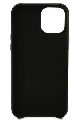 Чехол для iphone 12 pro max VETEMENTS черного цвета, арт. UA52SA400B 2410/M/BLACK 12 PR0 MAX | Фото 2