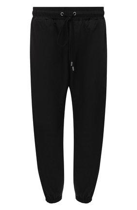 Мужские джоггеры DOMREBEL черного цвета, арт. MRELAX/TRACK PANTS | Фото 1