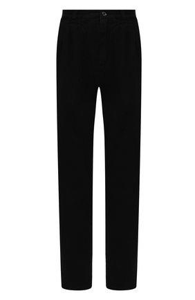 Женские джинсы DOLCE & GABBANA черного цвета, арт. FTB4KD/G901J | Фото 1 (Материал внешний: Хлопок; Длина (брюки, джинсы): Стандартные; Стили: Гламурный; Кросс-КТ: Деним; Силуэт Ж (брюки и джинсы): Прямые)