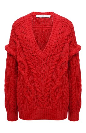Женский свитер IRO красного цвета, арт. WP12PRADE | Фото 1