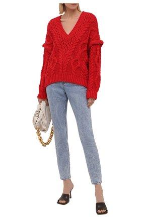 Женский свитер IRO красного цвета, арт. WP12PRADE | Фото 2